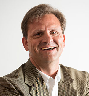 Headshot of Jay Parker, Chief Operating Officer of the YMCA of Central Virginia