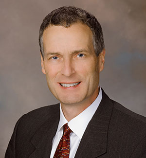 A headshot of Tim Joyce, President and CEO of the YMCA of Greater Richmond